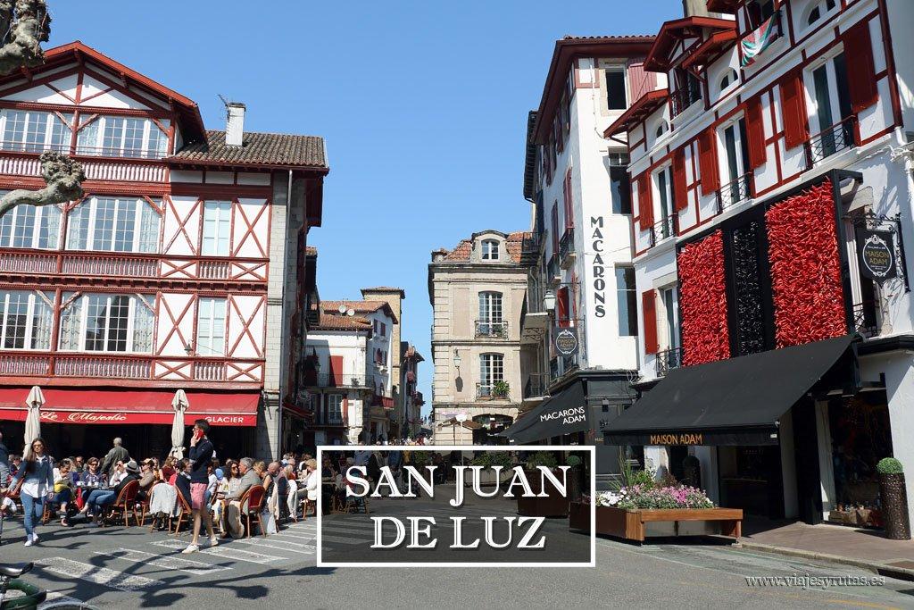 San Juan de Luz, ciudad de corsarios y reyes