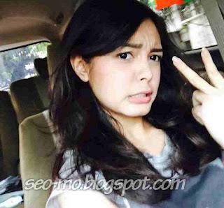 Foto Claudia Andhara pemeran Tiara di Anugerah Cinta