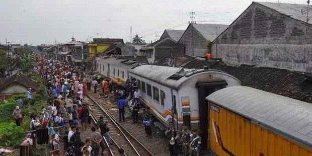 Misteri Kereta Api Berjalan Sendiri di Malang