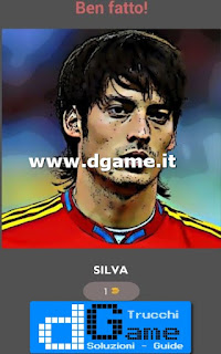 Soluzioni Football Player - Guess Quiz livello 10