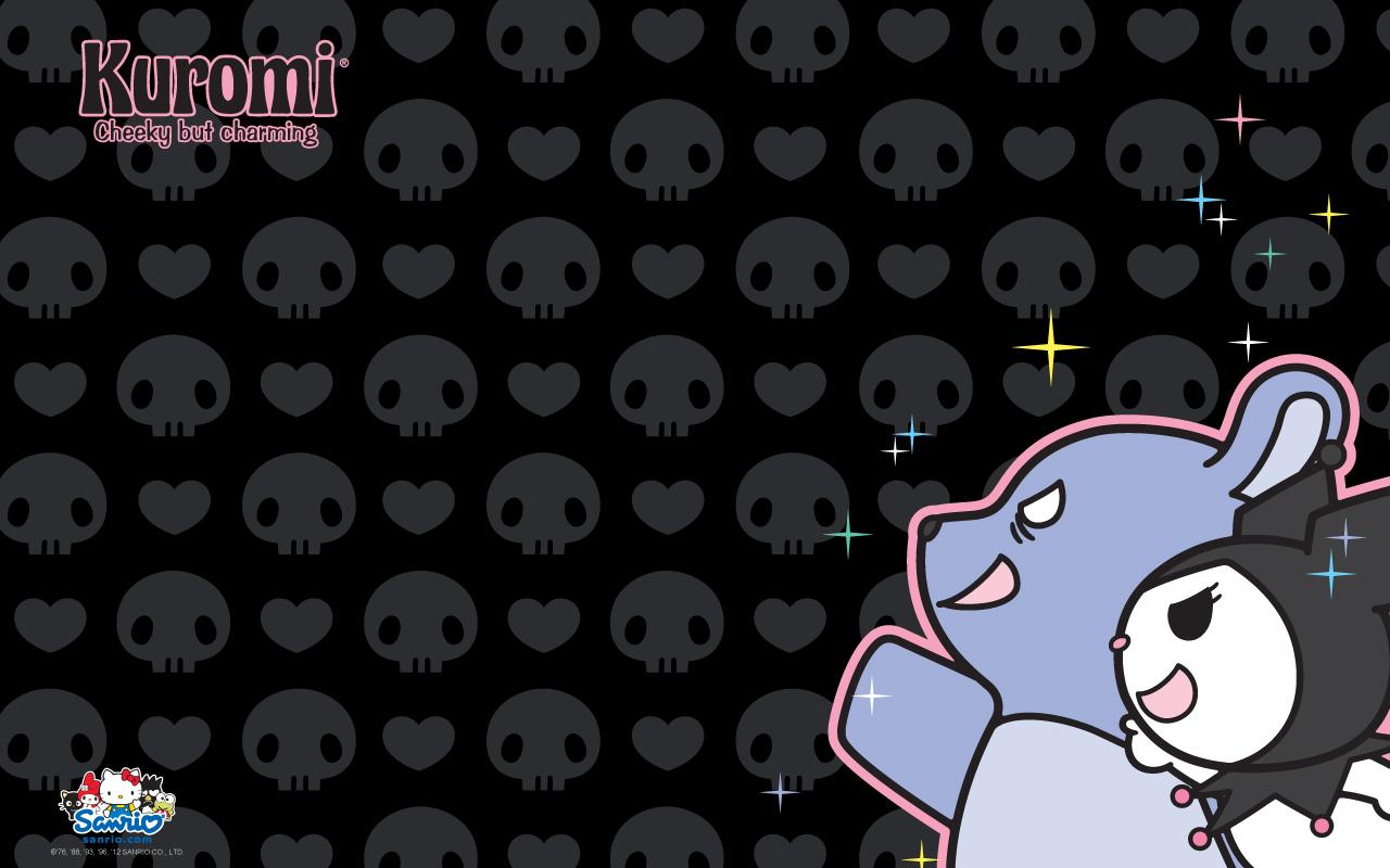 Akame Cute Wallpaper Kuromi Papers Oh My Fiesta In English