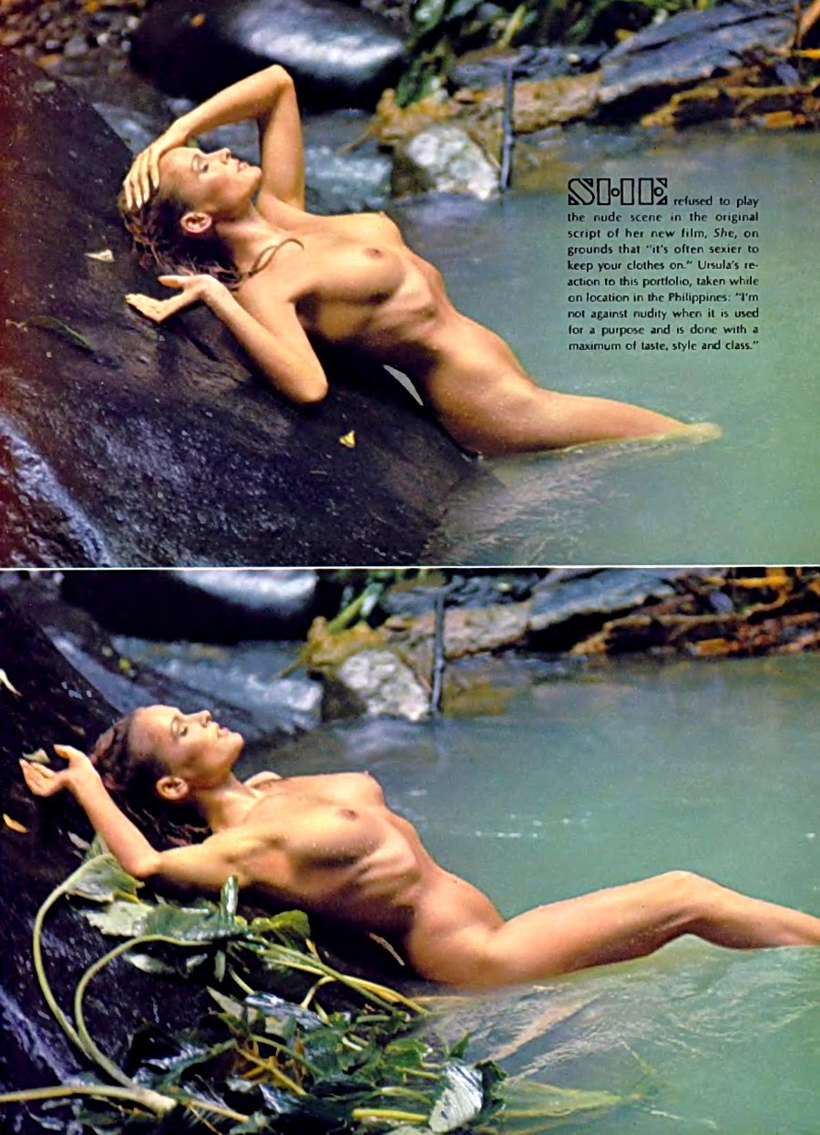 Ursula andress playboy pictures