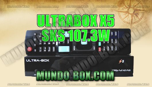 ULTRABOX Z5 ACTUALIZACIÓN SKS 107.3W ON - 10/10/2018