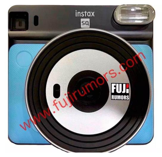 Rumor Kamera Polaroid Terbaru, FujiFilm Instax SQ dan Instax SQ10