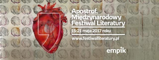 Apostrof. Międzynarodowy Festiwal Literatury || Dzień pierwszy w Gdańsku.