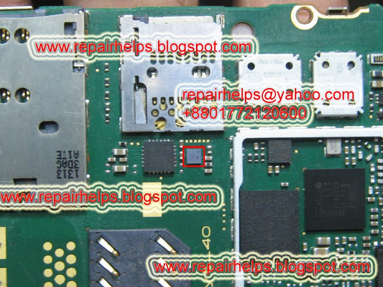 how to repair nokia 206 mmc problem