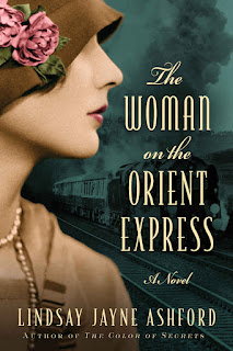 The Woman on the Orient Express - Lindsay Jayne Ashford [kindle] [mobi]