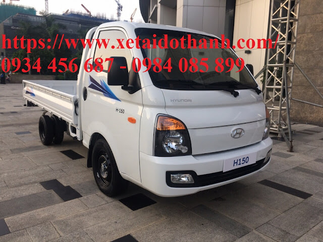 Xe tải Hyundai H150 Porter