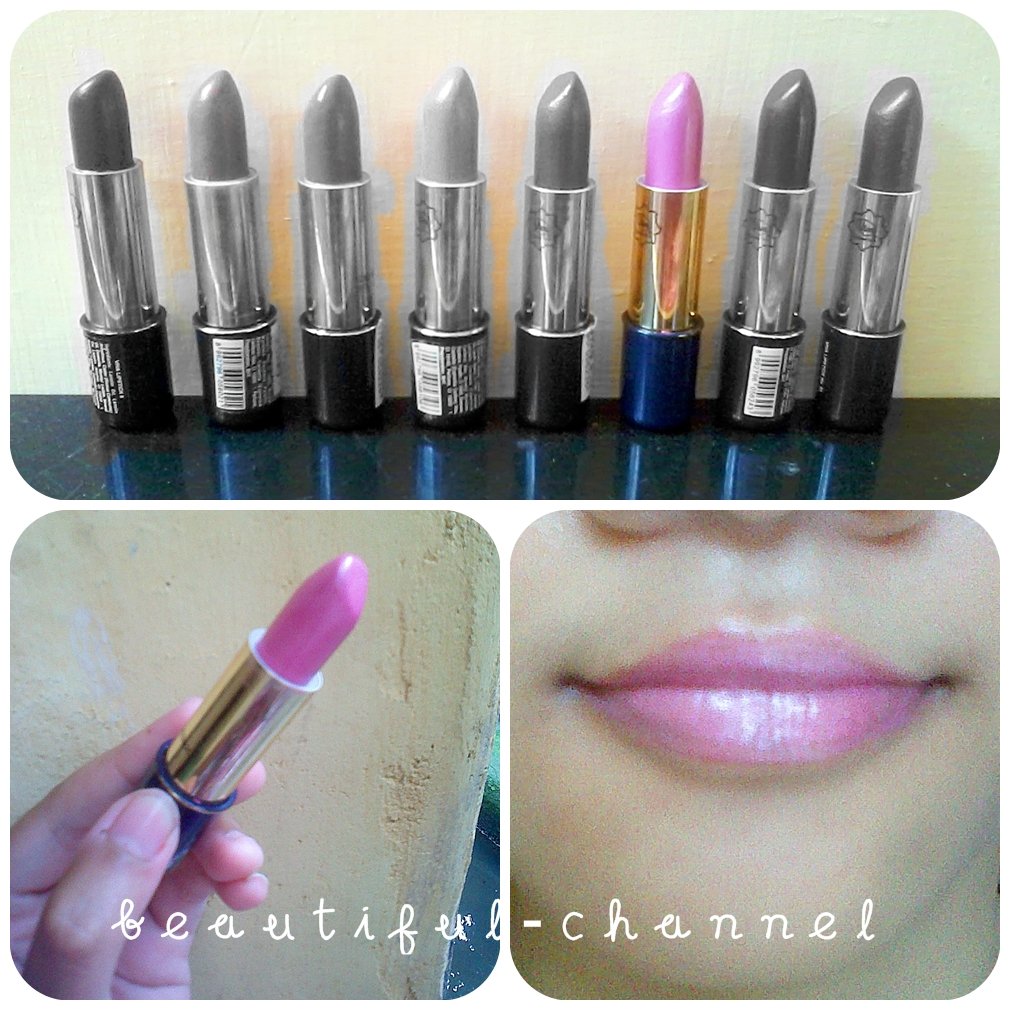 Beautiful Channel: Review & Swatch: Viva Lipstick