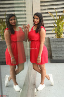 Shravya Reddy in Short Tight Red Dress Spicy Pics ~  Exclusive Pics 037.JPG