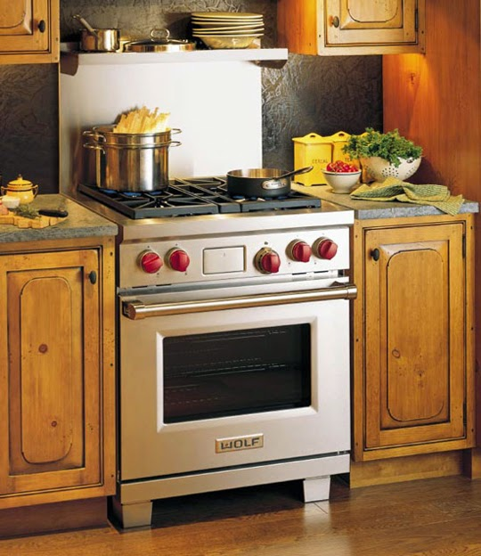 Df304 Wolf Dual Fuel Cooking Range