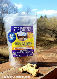 Ry's Ruffery #dogtreats found in our #SurpriseMyPet #petbox #LapdogCreations ©LapdogCreations