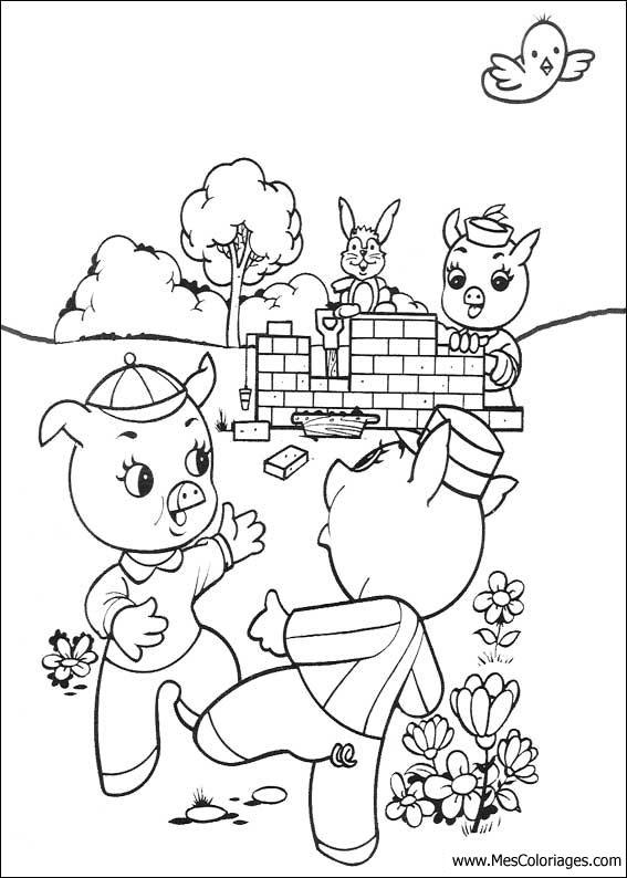 Contos Os Tres Porquinhos Trabalhos Academicos March 2020 Servico