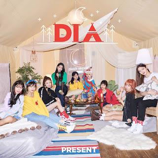 DIA – PRESENT Albümü