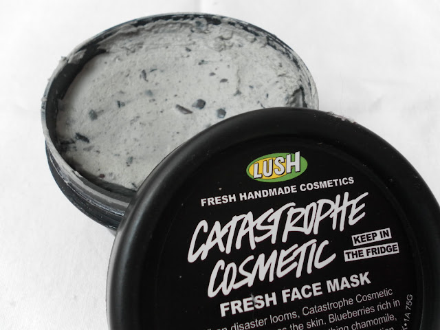 A picture of Lush Catastrophe Cosmetic Fresh Face Mask