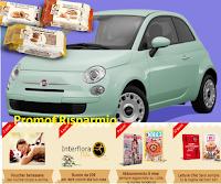 Logo Raccolta punti Matilde Vicenzi: premi sicuri e vinci Fiat 500