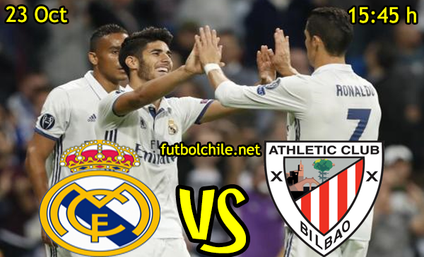 Ver stream hd youtube facebook movil android ios iphone table ipad windows mac linux resultado en vivo, online: Real Madrid vs Athletic Club,