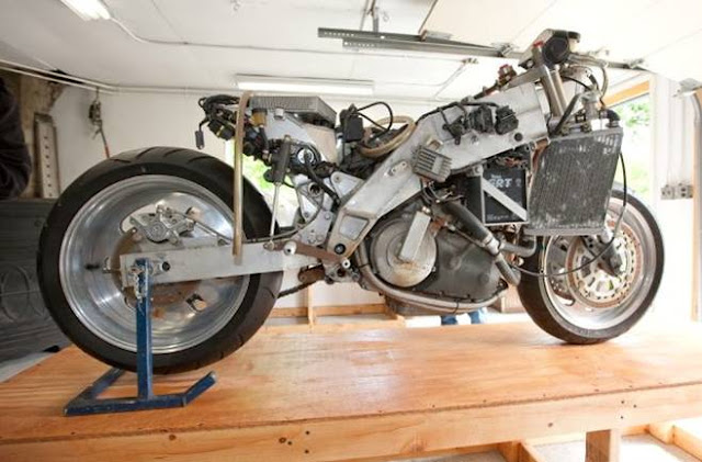 Buell VR1000 Prototype Chassis