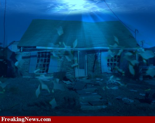 Raimu Awas Kesikot: Dubai Underwater House
