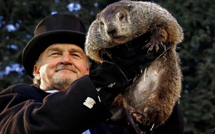 Día de la marmota