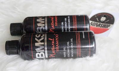 Black Magic Kemiri Shampo BMKS Shampoo dengan Bahan Alami Kemiri Original 100%