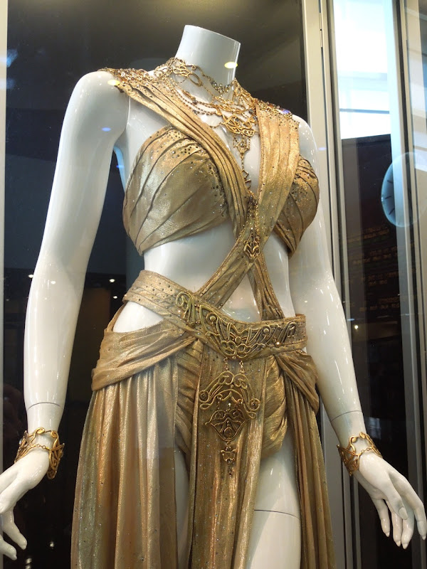 Lynn Collins John Carter movie costume