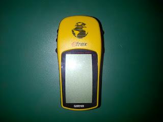GPS Garmin etrex 12 Channel Seken