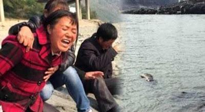 Con tự tử trôi sông muốn lấy xác cần có 60 triệu