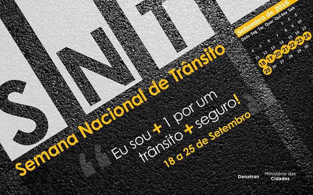 Semana Nacional do Trânsito (SNT)