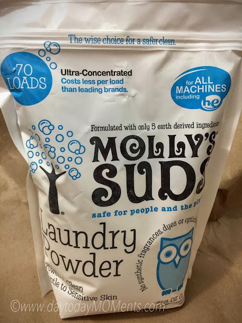 eco friendly vegan laundry detergent