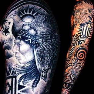 Fotos De Tatuagem Masculina Nas Costas
