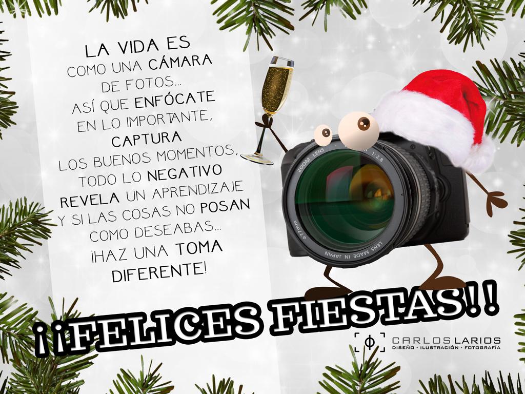 Felices Fiestas desde Fotolarios
