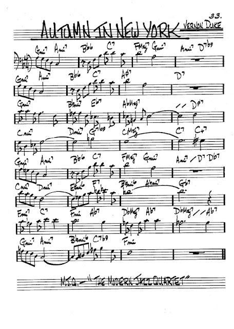 Partitura Violonchelo Vernon Duke