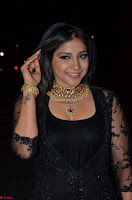 Sakshi Agarwal looks stunning in all black gown at 64th Jio Filmfare Awards South ~  Exclusive 080.JPG
