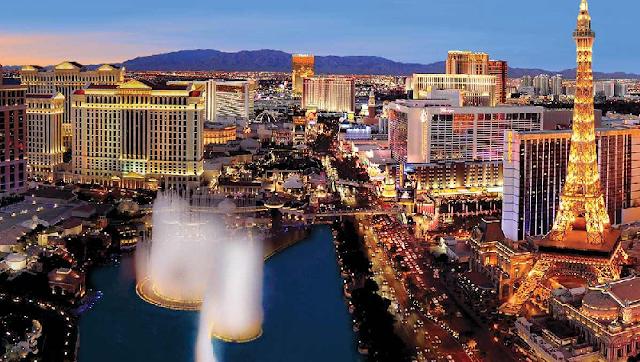Lugares onde filmes foram gravados em Las Vegas