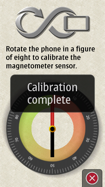 Qt Compass v1 0 with Awesome User Interface - Symbian^3