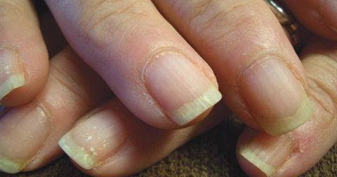 Long natural nails scratch slave 3