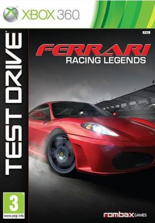 [XBOX 360] Test Drive: Ferrari Racing Legends