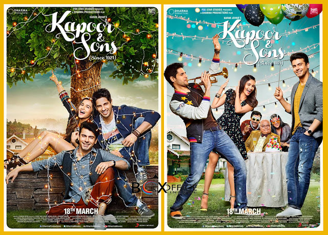 filem hindustan popular 2016, keluarga Kapoor, bollywood movie, konflik keluarga