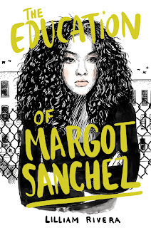 cover of THE EDUCATION OF MARGOT SANCHEZ