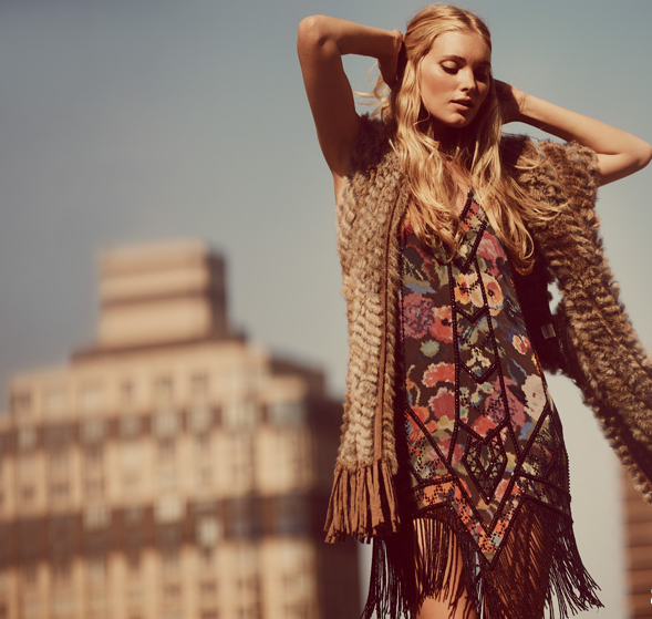 haute hippie, haute love new york lookbook