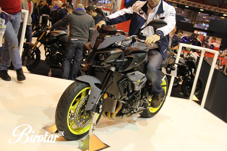 We Couldnt Believe How Many Bikes Were On Show Vehicle Manufacturer Stands And The Variety Of Performance Parts That Available