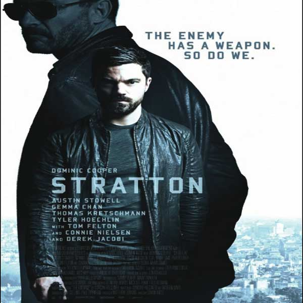 Stratton, Stratton Synopsis, Stratton Trailer, Stratton Review