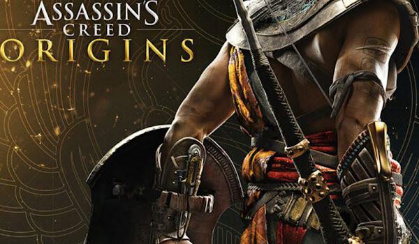 Assassin's Creed Origins Çıkış Fragmanı Yayınlandı