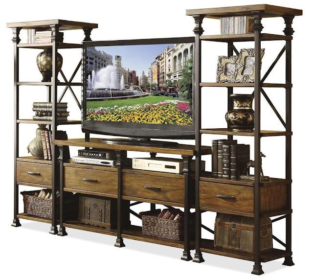 vách ngăn gỗ phòng khách đẹp- mẫu 4