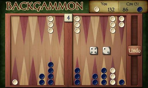 Gratis Backgammon Online