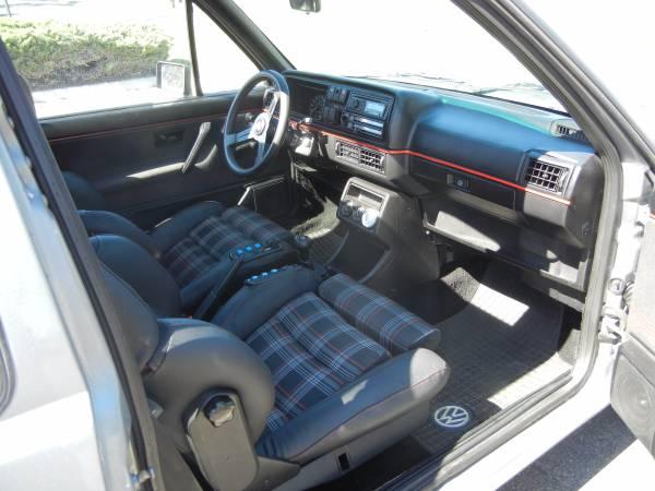 Not GTi, 1986 Volkswagen Golf GT - Buy Classic Volks