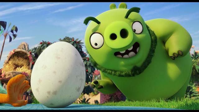 bill hader pig leader leonard the angry birds movie