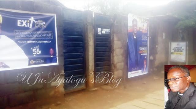 Hoodlums invade Lagos church, kill pastor
