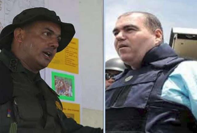 """¿Está preso o no? Makled sale """"empaltolao"""" amenanzando a Alcalá Cordones y este le responde"""